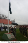 Flag Hoisting on 23rd March 2014